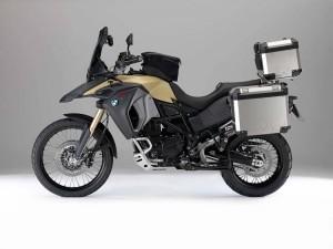 moto trail bmw pamplona
